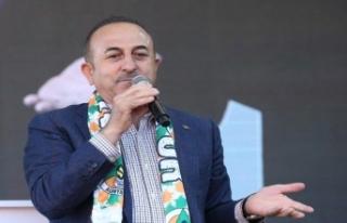 """Dışişleri Bakanı Çavuşoğlu: """"Ümmetin..."""