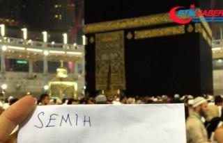 Diyanetten, Kabe'de dualı selfie uyarı