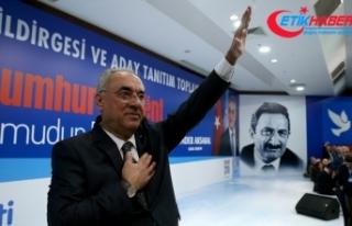 DSP Genel Başkanı Aksakal: CHP'nin belirli...