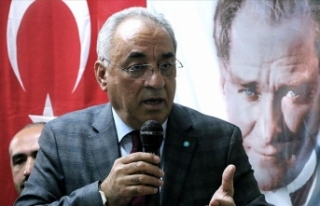 DSP Genel Başkanı Aksakal: Atatürk kalksa, gelse...