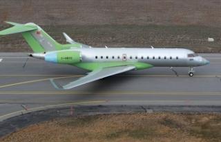 Elektronik harp sistemi kurulacak uçaklar Türkiye'de