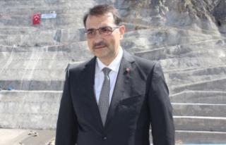 Enerji ve Tabii Kaynaklar Bakanı Dönmez: Enerjide...