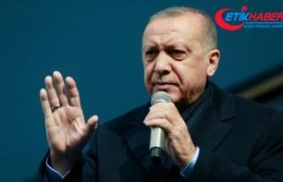 Erdoğan: Ekonomimizi güçlü hale getirecek yapısal...