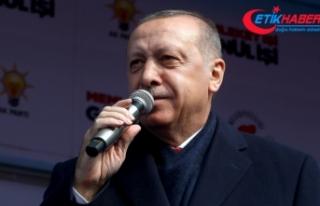 Erdoğan: İnşallah enflasyon tekrar yüzde 6'lara,...
