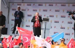 Erdoğan'dan Yeni Zelanda'daki terör saldırısına...