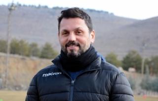 Evkur Yeni Malatyaspor Teknik Direktörü Bulut: Medipol...