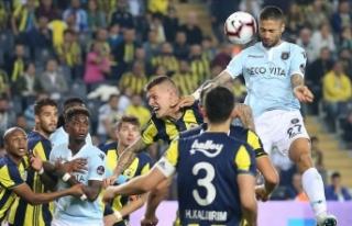 Fenerbahçe, lidere deplasmanda kaybetti