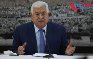 Filistin Devlet Başkanı Abbas: Herhangi bir Arap...