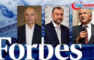Forbes Türkiye 'En Zengin 100 Türk' listesini...
