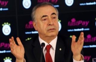 Galatasaray Kulübü Başkanı Mustafa Cengiz: Süper...