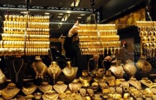 Gram altın 238 lira seviyelerinde