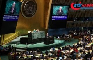 Guterres: Etiyopya'daki uçak kazasında 21 BM...
