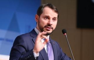 Hazine ve Maliye Bakanı Albayrak: Türkiye güçlü...