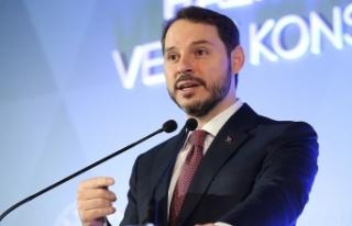 Hazine ve Maliye Bakanı Berat Albayrak: KOBİ'lere...
