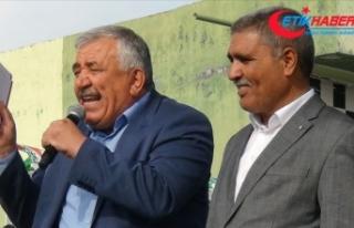 HDP mitinginde 'terör propagandası' gözaltısı