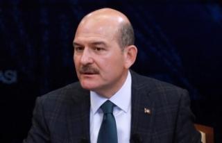 İçişleri Bakanı Soylu: Halihazırda faili meçhul...