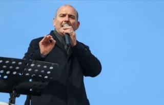 """""""Kılıçdaroğlu, PKK'ya ve FETÖ'ye taşıyıcı..."""