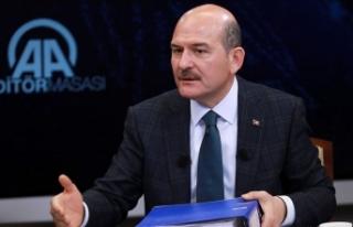 İçişleri Bakanı Süleyman Soylu: Sahipsiz çocuğun...