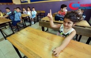 İlkokula başlama yaşı 66'dan 69 aya çıkıyor