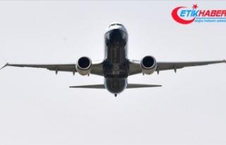İngiltere 'Boeing 737 Max'lere hava sahasını...