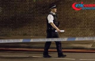 """İngiltere'deki saldırgan """"Tüm Müslümanlar..."""