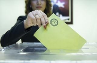 İptal halinde yenileme seçimleri 2 Haziran'da...