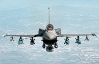 Irak'ın kuzeyindeki hava harekatında terör...