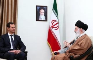 'İran Dışişleri Bakanlığı Esed'in...