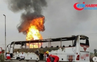 İran'da boru hattında patlama: 4 ölü