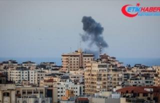 İsrail ateşkese rağmen Gazze'yi vurmaya devam...