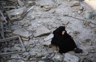 İsrail'den Gazze'ye 50 hava saldırısı