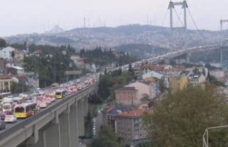 İstanbul'un 2 köprüsünden 2 yılda 5.88 milyon...