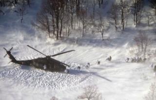 Jandarma 2018'de teröre ağır darbe vurdu