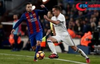 Jordi Alba 2024'e kadar Barcelona'da