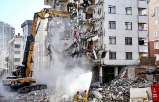 Kartal'daki çöken binaya ilişkin bilirkişi...