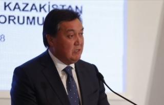 Kazakistan Başbakanı Mamin: Türk dili konuşan...