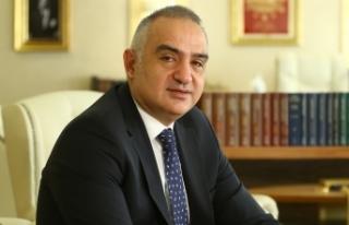 Kültür ve Turizm Bakanı Ersoy: Turizmde rakipsiz...
