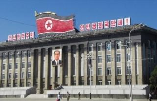 Kuzey Kore'nin füze tesisini yeniden inşa ettiği...
