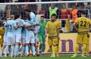 Lider Başakşehir Malatya'dan 3 puanla döndü