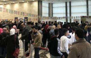 Lübnan'da öğrenci buluşması ve Türk üniversiteleri...