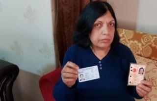 Maaşı kesilince Suriyeli ile 56 yıldır evli olduğunu...