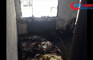 Malatya'da apartmanda doğal gaz patlaması:...