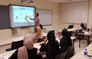 Malezya'da iki üniversitede daha Türkçe dersleri...