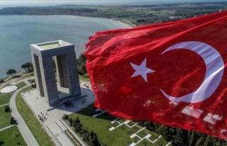Mehmetçik'in destanlaştığı zaferin 104....