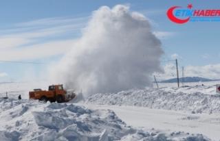 Meteorolojiden iki il için kar yağışı uyarısı