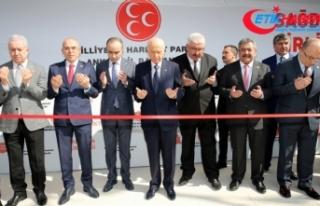MHP Lideri Bahçeli: Ya beka ya bela; ya zillet ya...