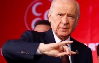 MHP Lideri Bahçeli'den, İstanbul'un Fethi...