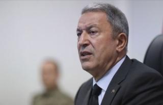 Milli Savunma Bakanı Akar: Kandil'deki operasyonların...