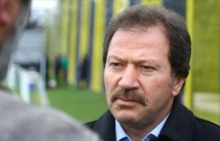 MKE Ankaragücü Kulübü Başkanı Yiğiner: Antrenman...