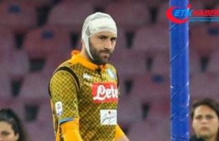 Napoli'nin Başarılı Kalecisi David Ospina'nın...